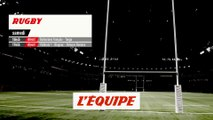 Journée rugby, bande-annonce - RUGBY - BARBARIANS & FÉDÉRALE 1