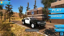 Police Car Driving Off Road - Simulation Police Car Games -Android Gameplay FHD #5