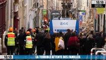 Le 18:18 : ils ont perdu un proche, ils ont échappé à la mort... Ils témoignent après l'effondrement des trois immeubles à Marseille