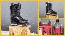 Four adidas Snowboarding 2019 Product Highlights | TransWorld SNOWboarding STOMP Summit