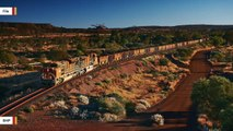 A Runaway Train In Australia Traveled For 57 Miles Before It Was Intentionally Derailed