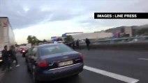 Un policier : « C'est à cause de vous que la France part en couilles » après avoir frappé un journaliste