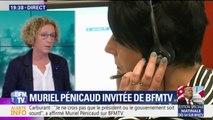 """Inégalités salariales : """"Toutes les entreprises vont devoir mesurer l'écart et le rendre public"""" annonce Muriel Pénicaud"""