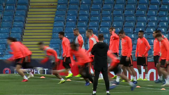 Shakhtar Donetsk look ahead to facing Manchester City in UCL Group F
