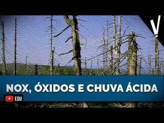 NOX, ÓXIDOS E A CHUVA ÁCIDA   Química