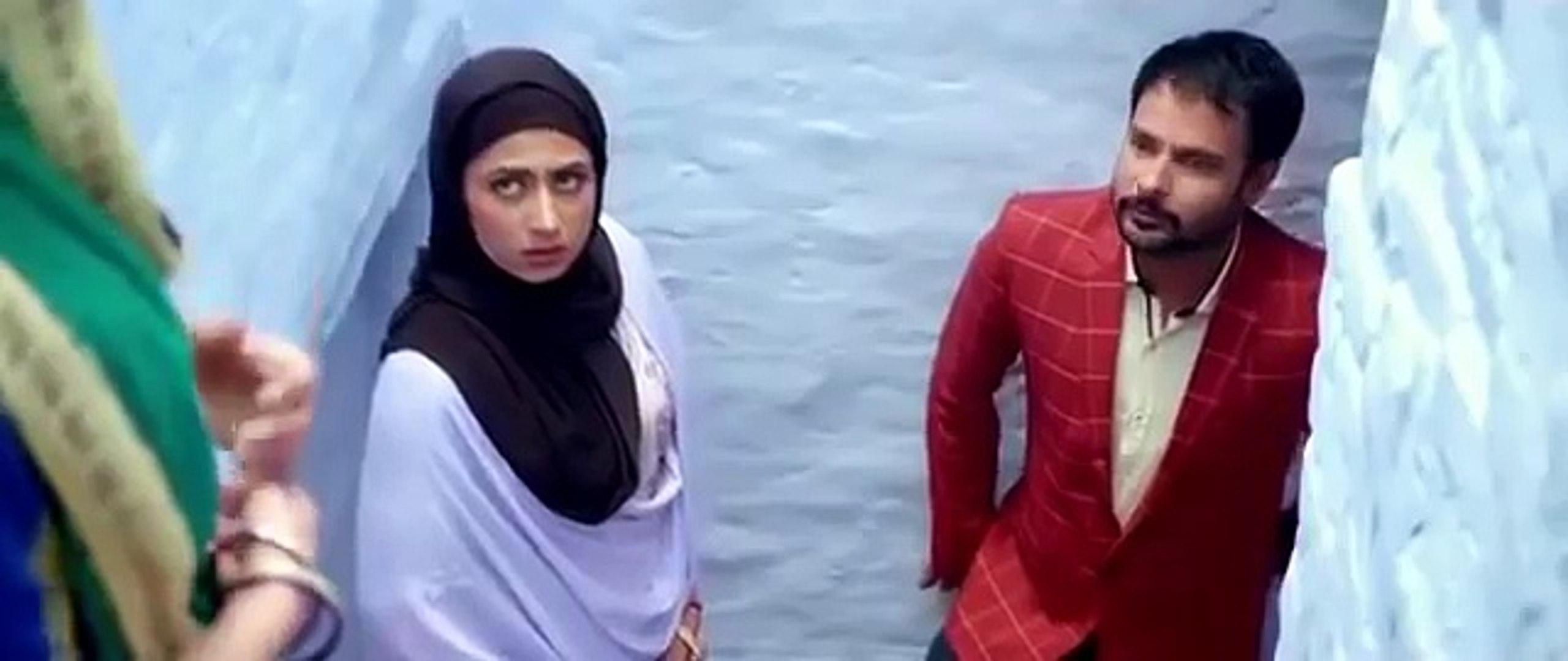 Lahoriye Punjabi Movie Scene - Amrinder Gill Movie At End Of Romance - Latest Punjabi Movie