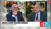 [Direct] Jean-Louis Bourlanges, député du Modem des Hauts-de-Seine et vice-président de la Commissi