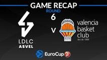 Highlights: LDLC ASVEL Villeurbanne - Valencia Basket