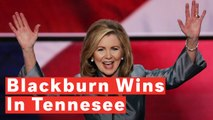 Marsha Blackburn Wins Tennessee Senate Election