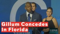 Andrew Gillum After Loss: 'Good Always Wins Out Over Evil'