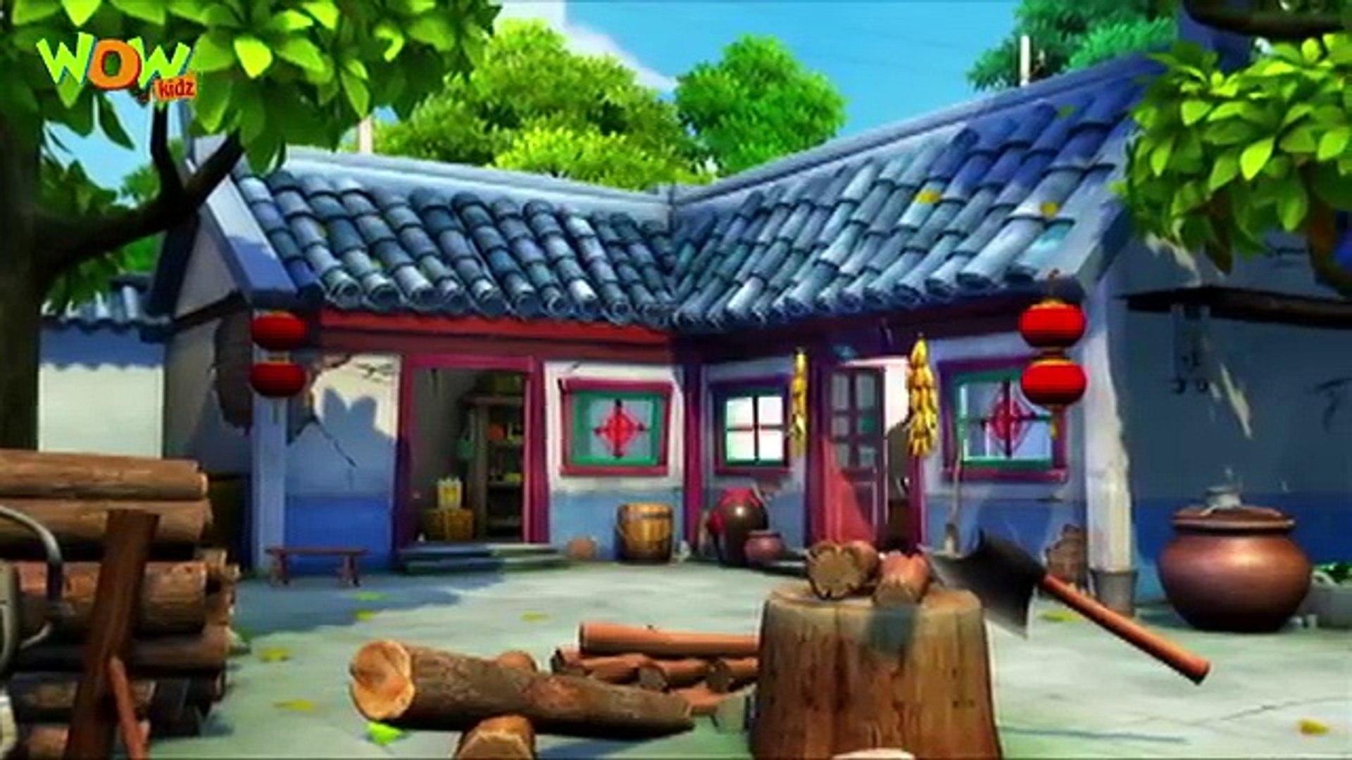 Bablu Dablu In Hindi Cartoon Big Magic - The Great Overdrive - WowKidz S4