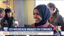 Deux musulmanes à la Chambre, un gouverneur ouvertement gay: les nouveaux visages du Congrès américain après les midterms