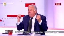 Immeubles effondrés à Marseille : « Face à ce drame humain, il y a un impérieux devoir d'aller plus vite » demande Gérard Larcher
