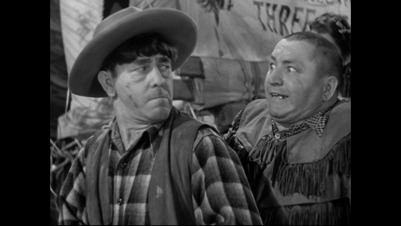 Image result for 045 The Three Stooges: Rockin' Through The Rockies (1940)
