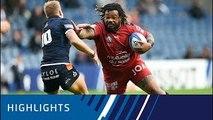 Edinburgh Rugby v RC Toulon (P5) - Highlights 20.10.2018