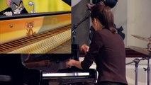 Yannie Tan joue la scène de Tom and Jerry dans la Rhapsodie hongroise nº 2 de Liszt