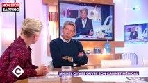 Taclé par Jean-Michel Cohen, Michel Cymes se défend et balance sur le nutritionniste (vidéo)