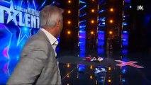 """Un candidat de """"La France a un incroyable talent"""" sur M6 va directement en finale grâce au golden buzzer - Regardez sa prestation"""