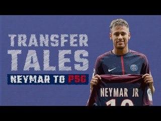 Why Neymar REALLY moved to PSG | Transfer Tales | SPORF