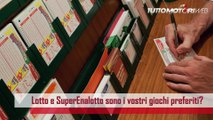 Lotto e SuperEnalotto: ogni giorno le estrazioni sul sito di TuttoMotoriWeb!