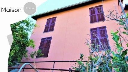 A louer - Maison/villa - Menton (06500) - 3 pièces - 92m²