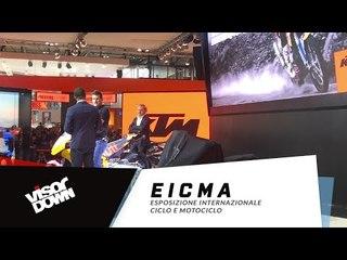 EICMA - KTM Launch