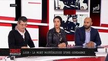 """Découvrez le coup de gueule de la famille de la gendarme retrouvée morte dans sa caserne en direct dans """"Crimes"""" sur NRJ 12"""