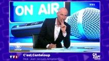 Nicolas Canteloup : son bras d'honneur aux interviewers politiques de la part de Nikos !