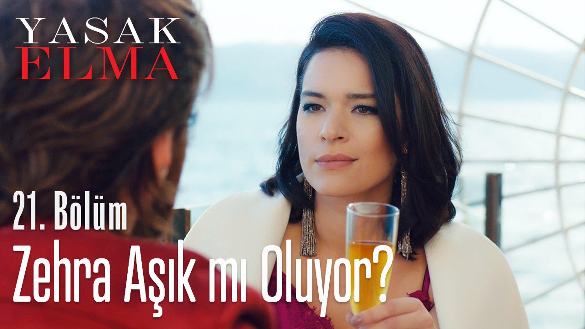 Kemal ve Zehra arasında neler oluyor? - Yasak Elma 21. Bölüm