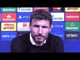 Tottenham 2-1 PSV Eindhoven - Mark van Bommel Full Post Match Press Conference - Champions League