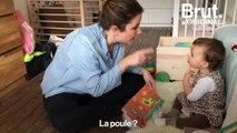 Des tout-petits apprennent la langue des signes avant d'apprendre à parler