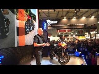 EICMA - Harley Davidson Livewire launch