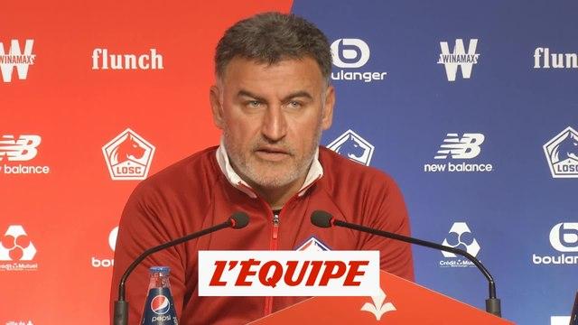 Galtier confirme l'arrivée de Nicolas Anelka - Foot - L1 - LOSC