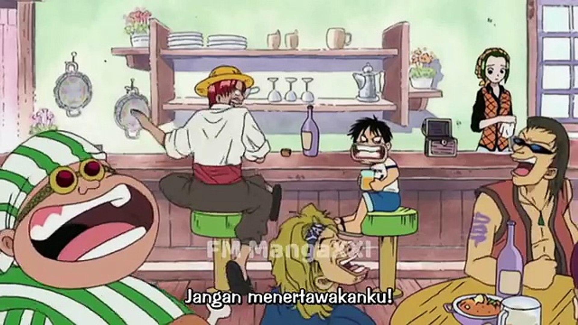 Momen Lucu One Piece Sub Indo - Romance Dawn Funny Moments #2
