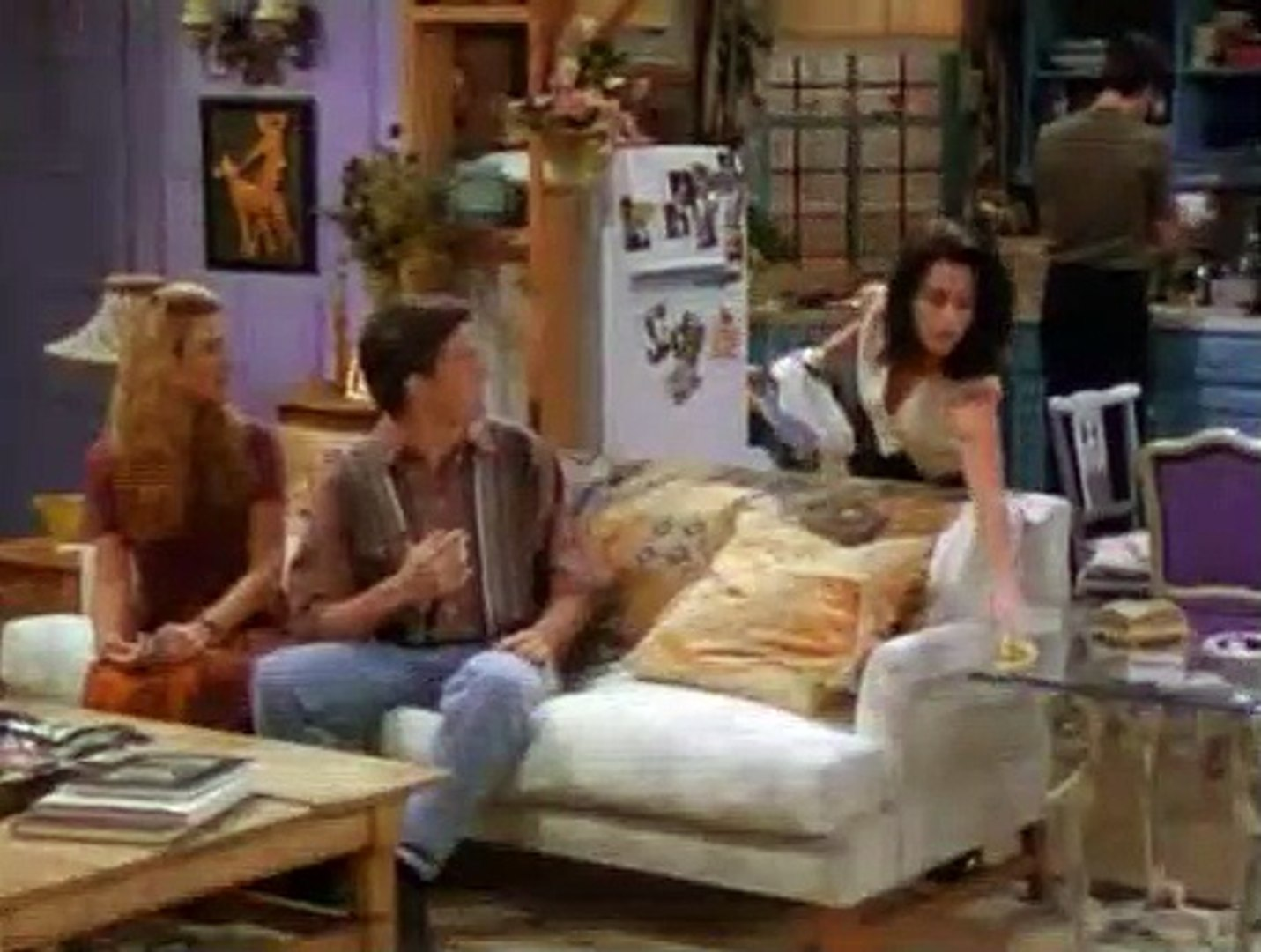 Friends S01E02 - The One With the Sonogram at the End - Video Dailymotion