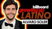Alvaro Soler Talks Favorite Home-Cooked Dish, Slang Words, Christmas Traditions & More | Growing Up Latino