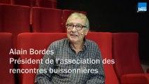 Alain Bordes / Président de l'association des rencontres buissonnières au Buisson de Cadouin