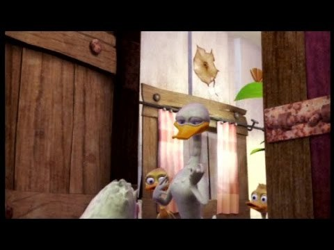 UGLY DUCKLING AND ME -  CHICKEN PARTY - EPISODE 2