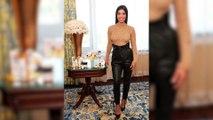 Kourtney Kardashian Has Dinner With Sofia Richie & Scott Disick