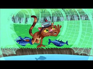 La vache, le chat et l'océan / Ep03 L'île aux petites bêtes