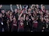 Juventus 1:1 Milan | 2016 Super Cup | Milan Champs!