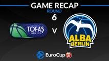 Highlights: Tofas Bursa - ALBA Berlin