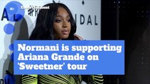 Normani Joins Ariana Grande's Planned Tour