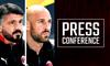 Highlights conferenza stampa vigilia Real Betis-Milan