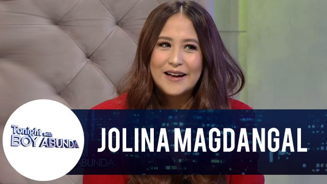 TWBA: Jolina Magdangal talks about her relationship with Mark Escueta