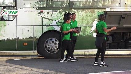 La sélection nationale féminine à pied d'oeuvre à Abidjan