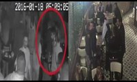 İstanbul'da gece kulübüne silahlı saldırı kamerada
