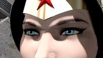 Wonder Woman Eyes (Wonder Woman ASL Clip)