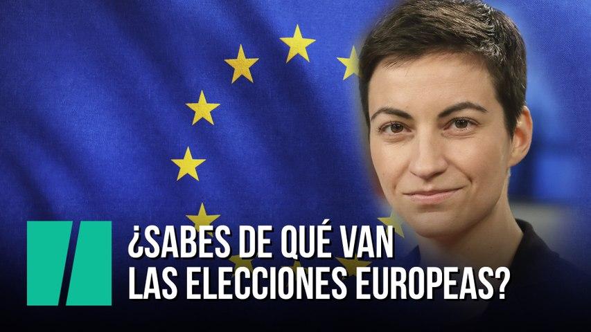¿Sabes de qué van las elecciones al Parlamento Europeo?