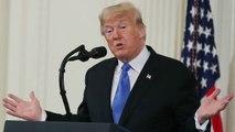 Trump Says He Is Fighting White Nationalism, Anti-Semitism By Increasing Tariffs on China